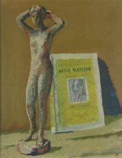 Ode to Matisse by Jan Wiegers