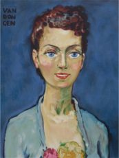 Hommage to Marie-Claire by Kees van Dongen