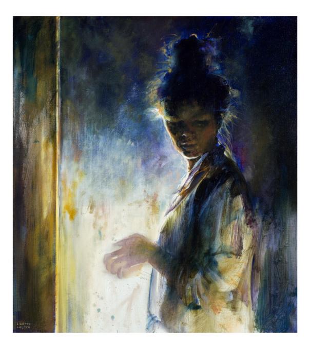 On the Edge  by Lizette Luijten
