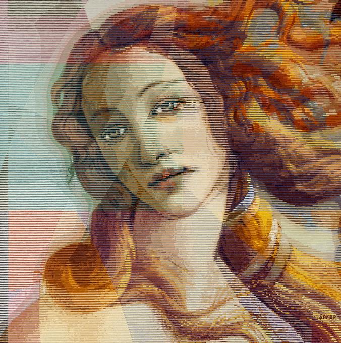Venus - mint by Alea Pinar du Pre
