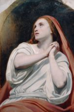 Maria Magdalena in extacy by Ary Scheffer