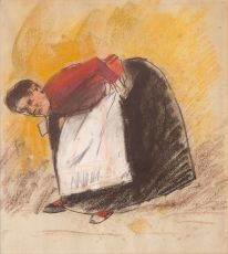 'Waspit' by George Hendrik Breitner