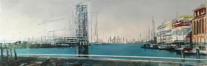 Houthavens by Ineke Hofste