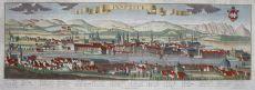 Innsbruck  by  Johann Friedrich Probst after Friedrich Bernhard Werner