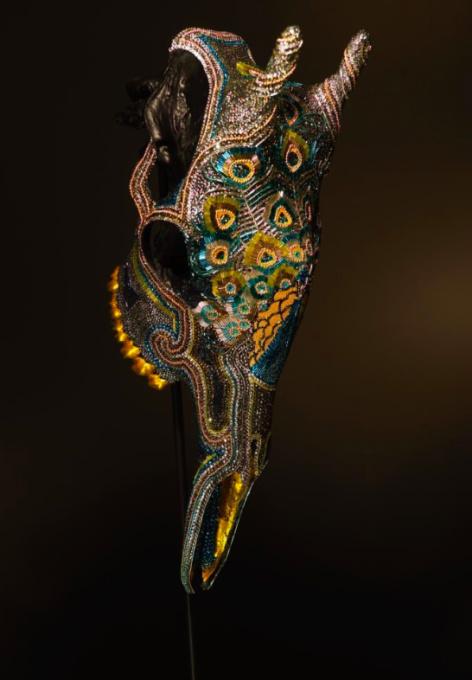 Jirafa Orgullosa (proud giraffe) by Esmeralda van Malde