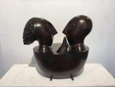 Au bain Marie  by Odile Kinart