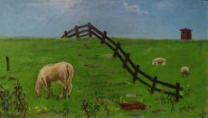 The Meadow of Terschelling  by Harm Kamerlingh Onnes