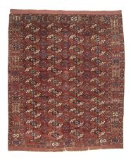 Tekke Main Carpet by Unknown Artist