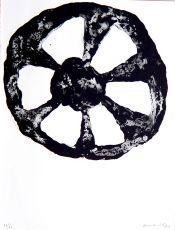 'Das Rad' by Armando .
