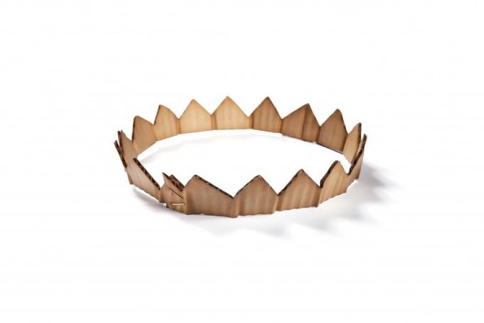 Necklace 'Cardboard' by David Bielander