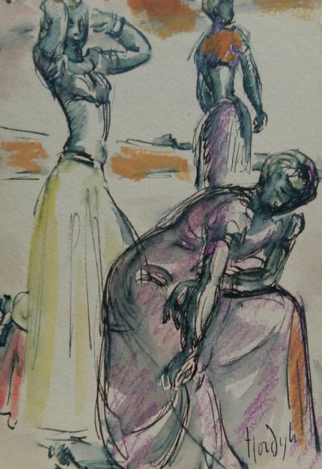 Women by Gerard Hordijk