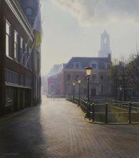 Drift, kruising Nobelstraat. Utrecht