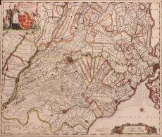 Utrecht  by  Justus Danckerts