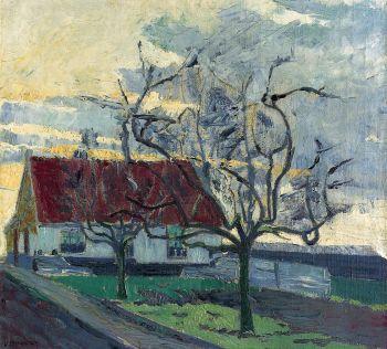 A farmstead by Wim Schumacher