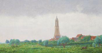 Rhenen by Ferdinand Hart Nibbrig