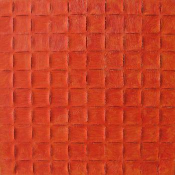 'diaphragme coupé' (rouge) by Johannes Karman