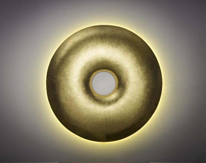 """wallobject """"sun eye"""" by Paul de Vries"""