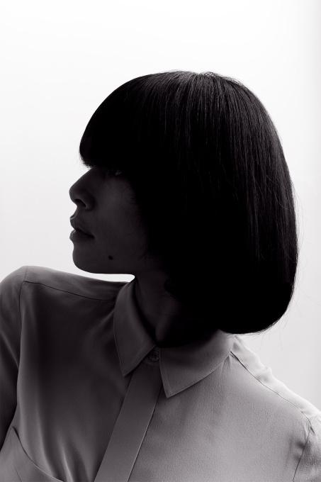 Her Profile II by Dik Nicolai