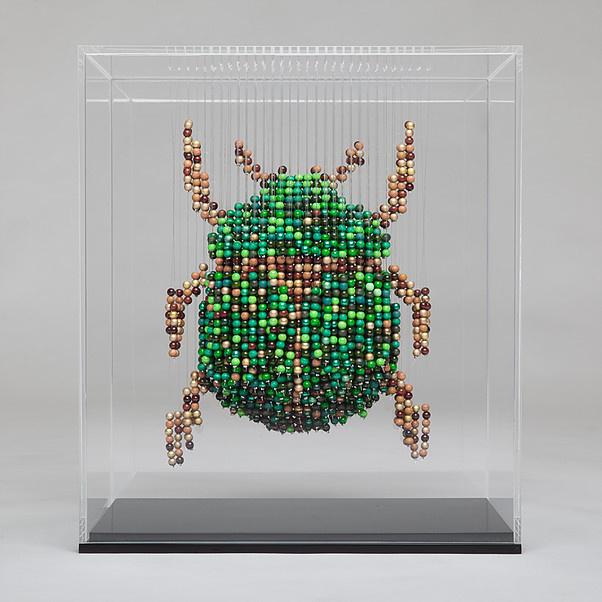Beetle by Natasja van der Meer