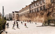 Kids in Le Marais by Jack Marijnissen