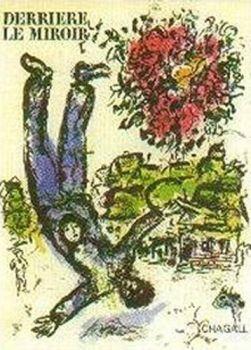 Le Bouquet de l'Artiste by Marc Chagall