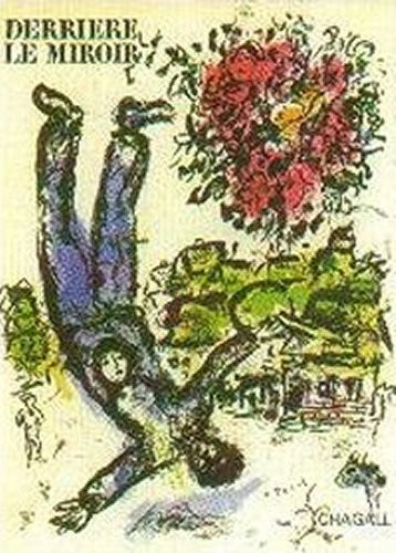 Le Bouquet de l'Artiste by Marc Chagall