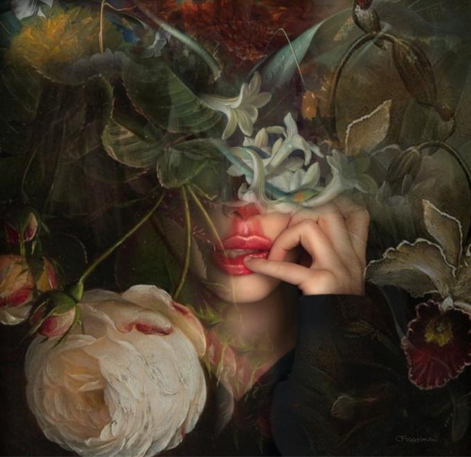 FLORA by Christine Fokkelman