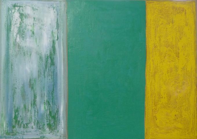 'Changing Green' by Krikor Momdjian