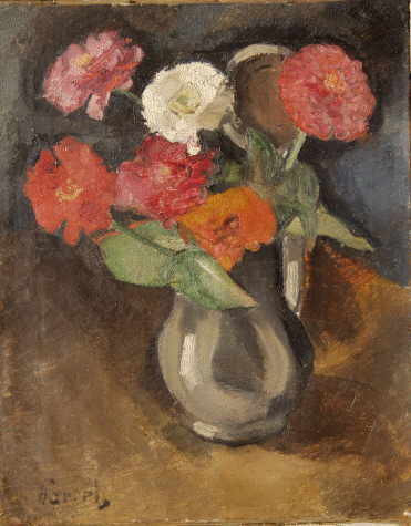 Flower Still Life by Willem Paerels