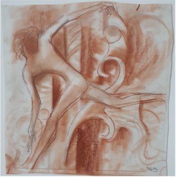 Dancer by Willem van Konijnenburg