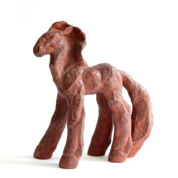 Foal by Thierry van Rijswijck