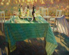 Een schitterende middag by Juane Xue