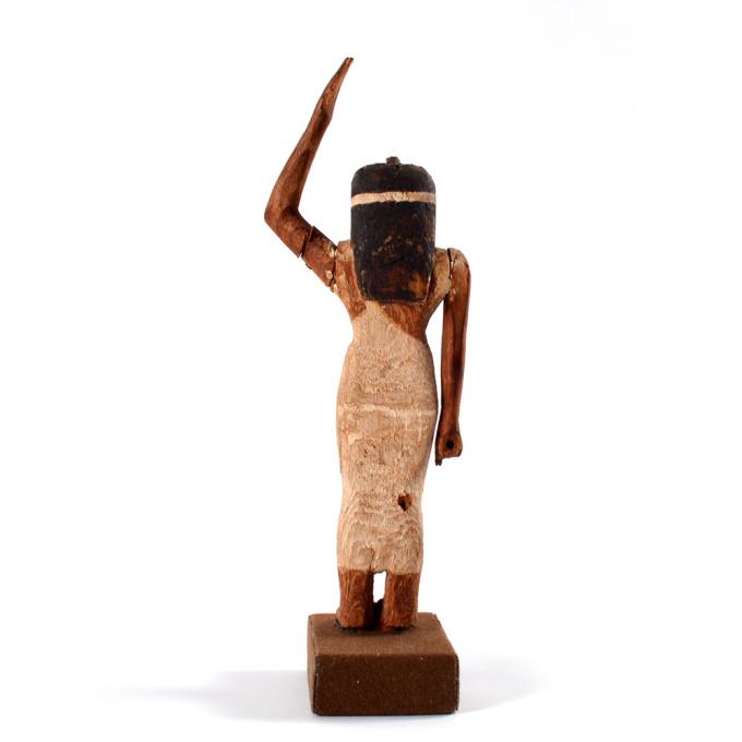 An Egyptian wooden female offering bearer figure, Middle Kingdom by Unknown Artist