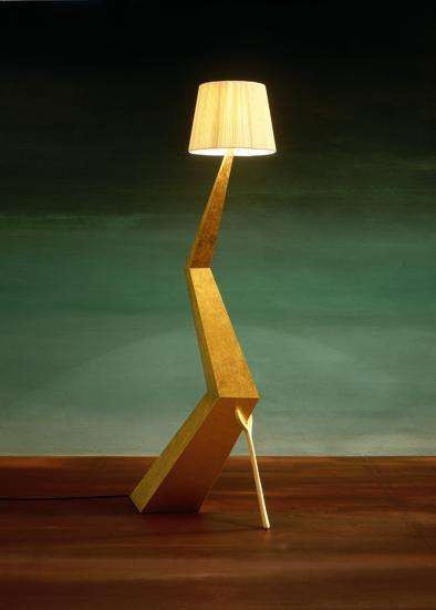 Bracelli Lamp - Sculpture by Salvador Dali
