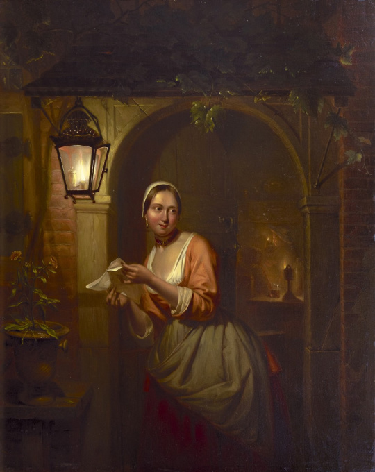 The letter by Petrus Kiers