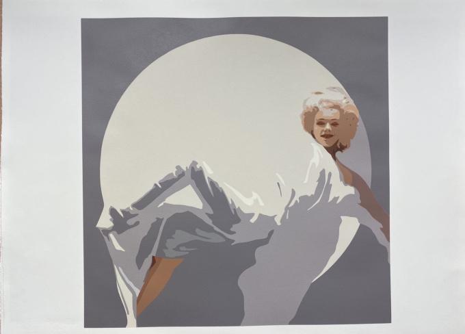 'White Dream No 7' by Shi Bao Fang