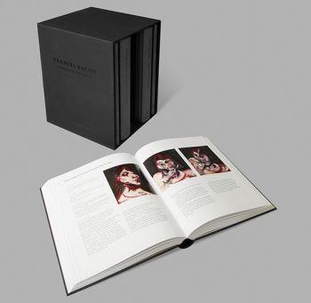 Francis Bacon. Catalogue Raisonné (5 volumes) by Francis Bacon
