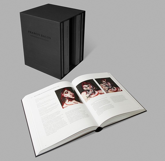 Francis Bacon. Catalogue Raisonné (5 volumes) by Francis Bacon