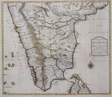 DE VOC IN INDIA     by Valentyn, Francois (1666-1727)