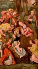 Adoration of the Child Jesus