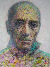 Portrait-1 by Sheng Shaopeng