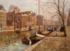 Amsterdam by Jan Korthals