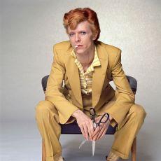 David Bowie for MOJO Magazine