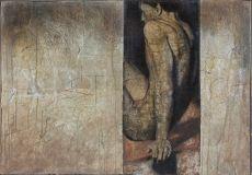 Figura in un Iterno III by Maurizio Bonfanti