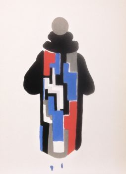"""Manteau pour le """"Boeuf sur le toit"""" by Sonia Delaunay"""