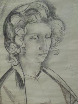 'Dame' by Charles Eyck