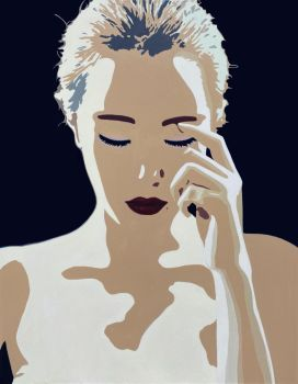 'That Lady No 9' by Shi Bao Fang