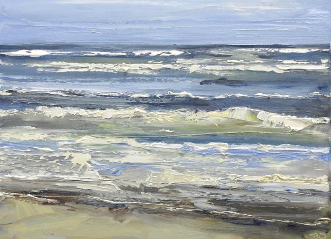 Let it flow by Sonja Brussen