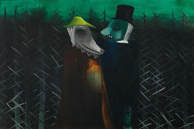 De verliefen by Tinus van Doorn
