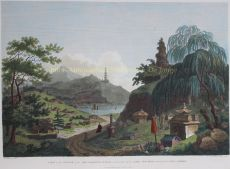 China, West Lake  after William Alexander by William Alexander